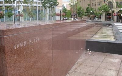 Reimagining Hamm Plaza