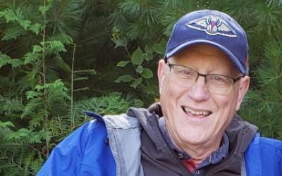 Volunteer Spotlight: Jim Stensvold Restoring Native Plants