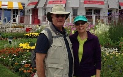Volunteer Spotlight: John and Kay Buzza, Phalen Garden Stewards