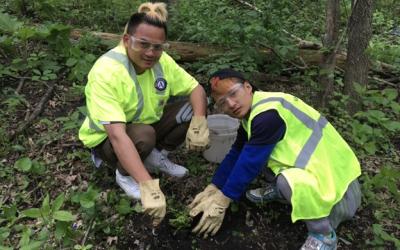 Volunteer Spotlight: GAP School Volunteers